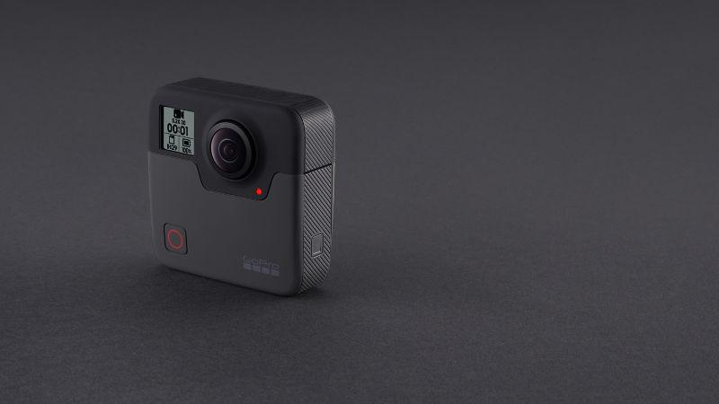 Migliori Fotocamere 360 gradi - GoPro Fusion