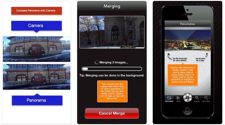 panorama app 360